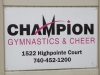 Champion Gymnastics and Cheer